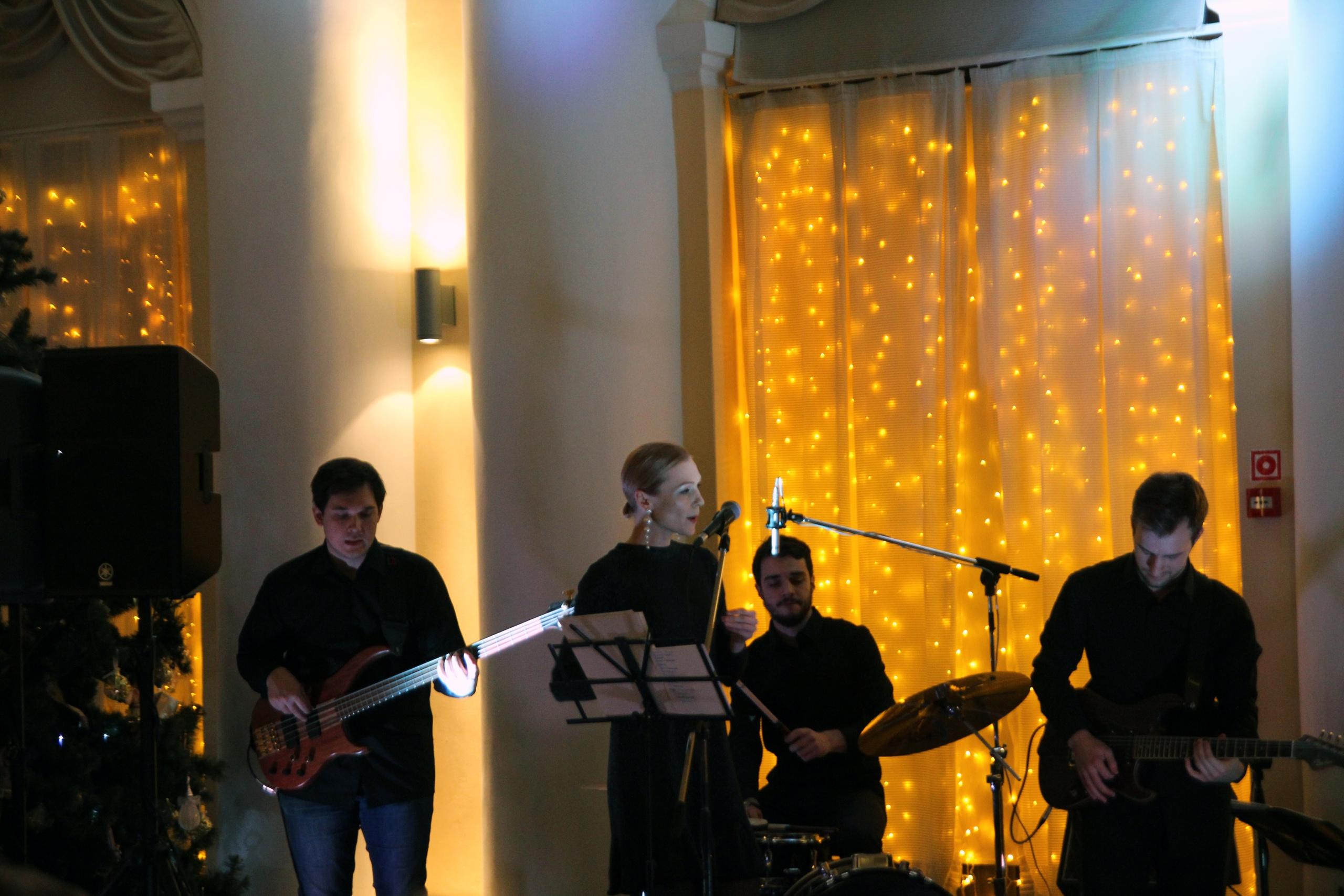 Степанова и оркестр