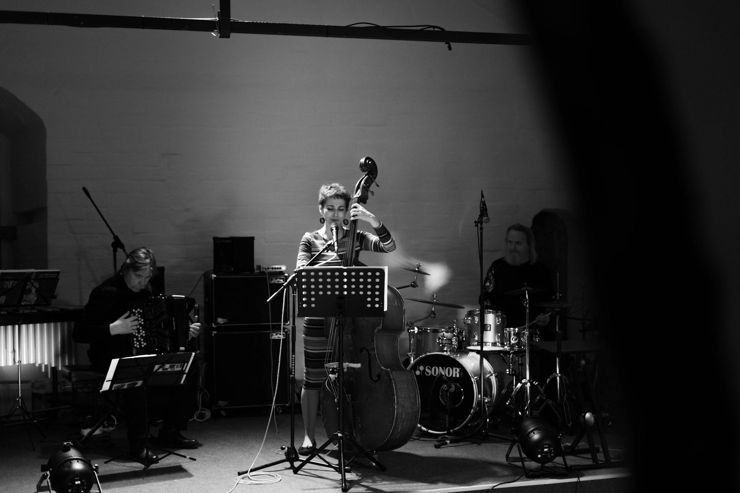 Джаз-мастерская