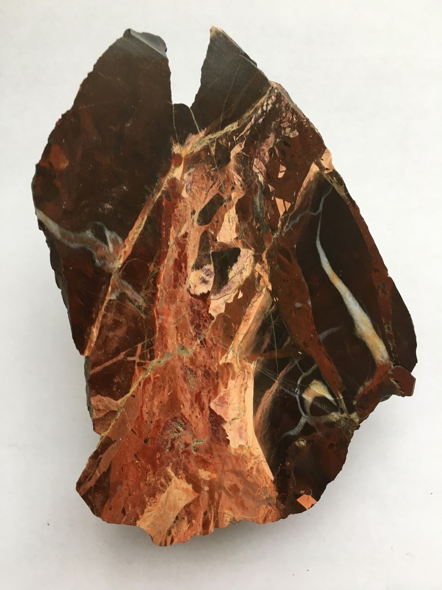АОКМ КП-26552 Г-759 Скрытокристаллическая горная порода. Яшма