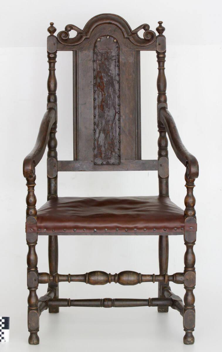 АОКМ КП-4996 Кресло патриарха Филарета