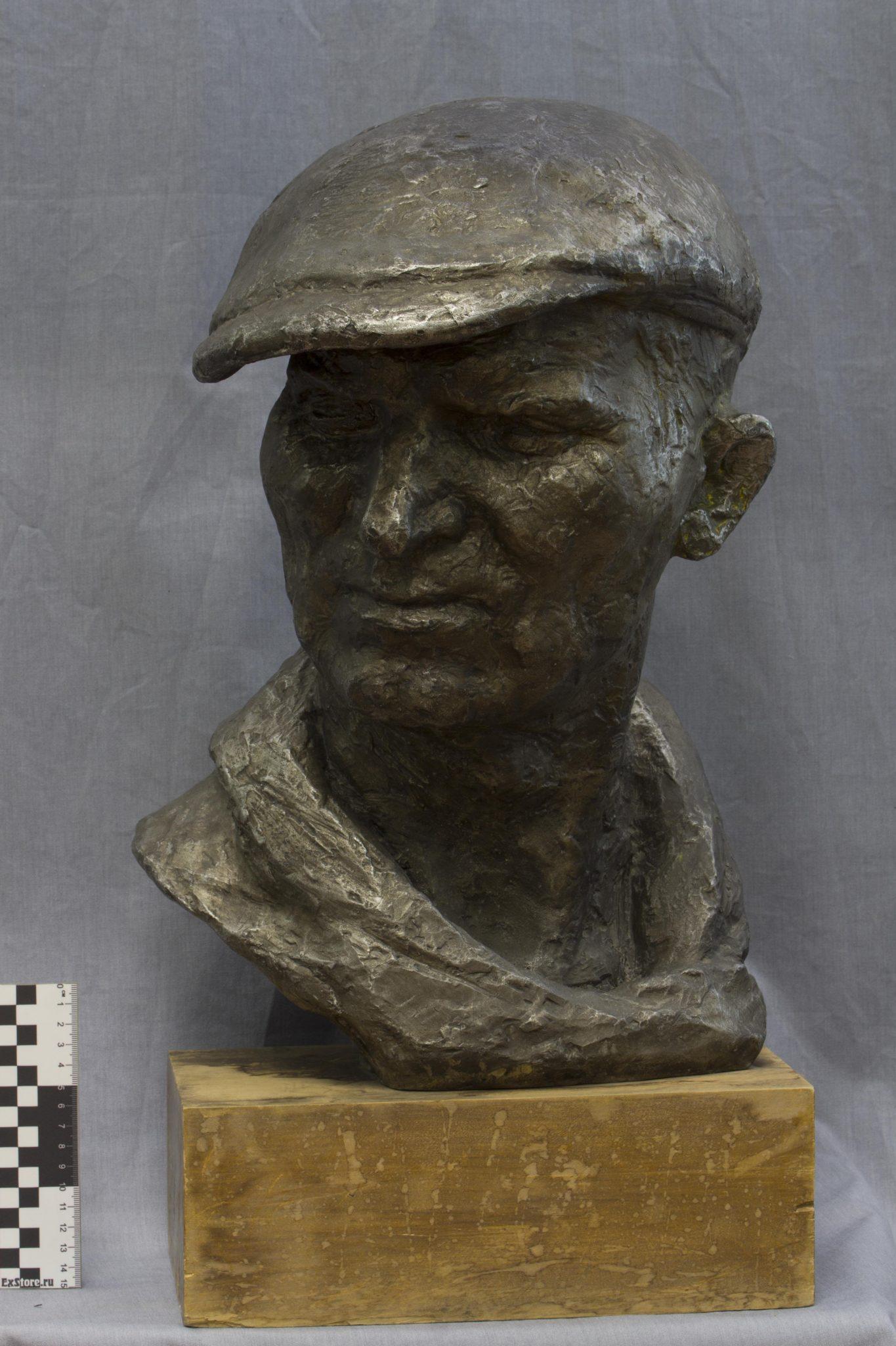 АОКМ КП – 18205 Моряк Арктического флота, Герой Социалистического труда П.И. Вавилов В.А. Михалев 1963 г.