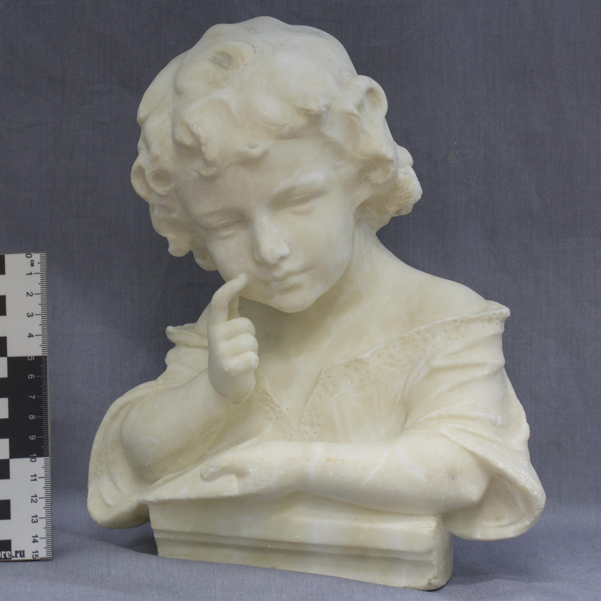 АОКМ КП – 2380 Девочка Неизвестный автор Начало XX в.